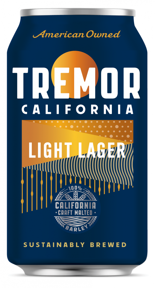 Tremor California Light Lager