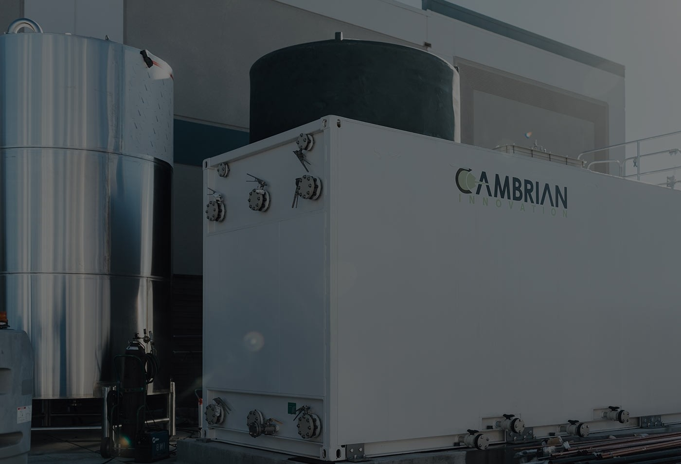 Photo of the Cambrian Ecovolt Mini
